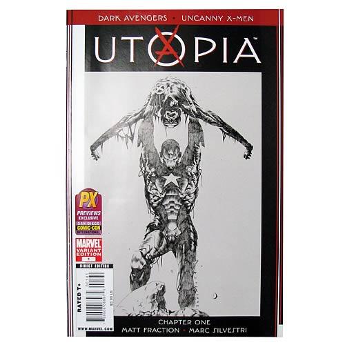 HOT ITEM: Utopia #1 SDCC Variant
